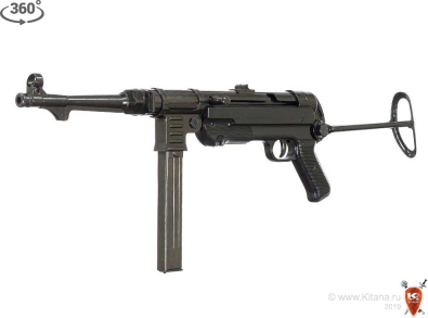 Автомат Шмайсер MP-40 (Schmeisser-MP)  (макет, ММГ)
